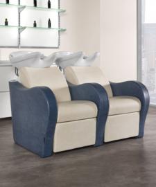 Wash Unit Salon Ambience Luxury - 2 seater