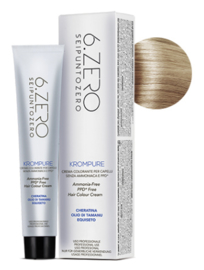 6.Zero Krompure - 9.1 Very Light Ash Blonde - 100 ml