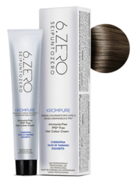 6.Zero Krompure - 6.0 Intense Dark Blonde - 100 ml