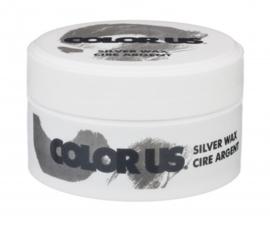 Color Us Color Wax - Silver