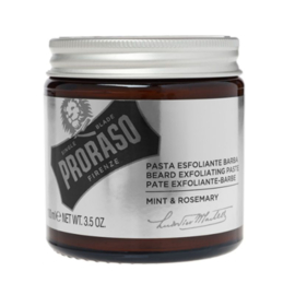 Proraso Beard Exfoliating Paste - Scrub - 100 ml