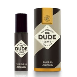 Waterclouds The Dude Shave Oil  - 50 ml