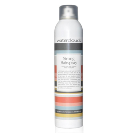 Waterclouds Strong Hairspray  - 250 ml
