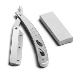 Styling Scheermes Bravehead Lang - inclusief 10 mesjes