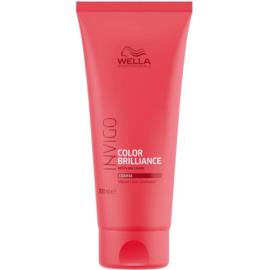 Wella Invigo Color Brilliance - Conditioner - Weerbarstig haar - 200ml