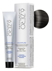 6.Zero Krompure - 3 Dark Brown - 100 ml