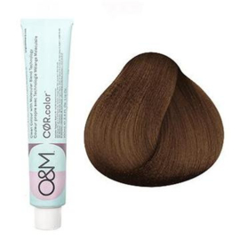 O&M CØR.color - 5WN Light Warm Natural Brown - 100 ml