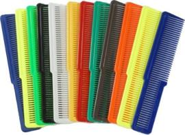 Tondeusekam Wahl - Groot - 21,5 cm - Set van 12 in diverse kleuren