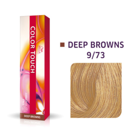 Wella Color Touch - Deep Browns -  9/73  - 60 ml