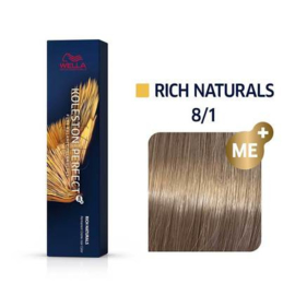 Wella Koleston Perfect ME+ - Rich Naturals - 8/1 - 60 ml