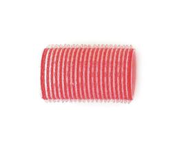 Zelfklevende rollers Sibel - 36 mm - Rood - 12 stuks