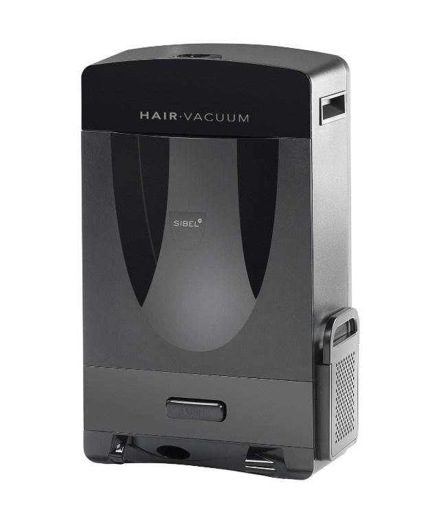 Vuilnisbak-stofzuiger Sibel Hair Vacuum