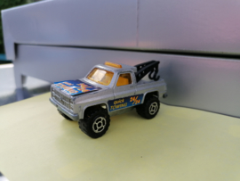 Chevrolet towing truck