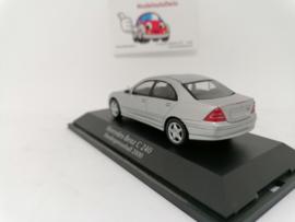 Mercedes Benz W203 C240  Bundespresseball 2000 uitvoering