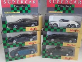 Supercar collection
