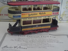 1920 Preston Tram Car