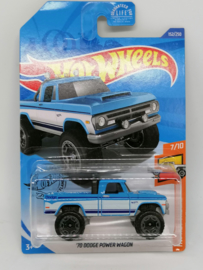 '70 Dodge powerwagon