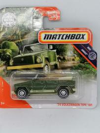 '74 Volkswagen type 181