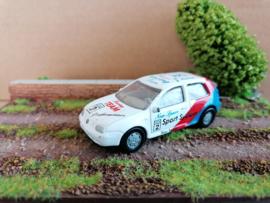 Volkswagen Golf 4 racing team