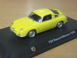 Abart 750 Record Monza 1958