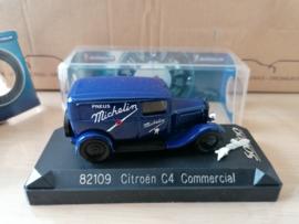 Citroën C4 commercial
