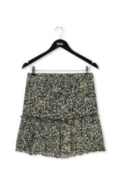 Milla Amsterdam Robby Skirt Multi Green