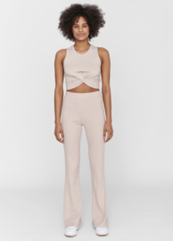 Noisy May nmtwiggy cropped top Chateau Grey