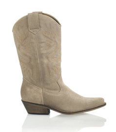 DWRS High Texas triple stitching Beige
