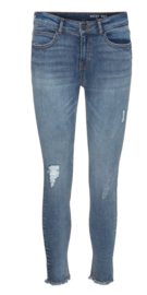Noisy May Lucy Skinny Ankle Jeans