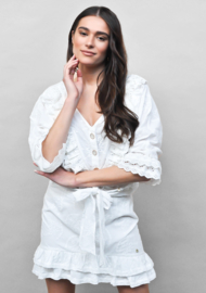 Harper & Yve Blake blouse Off white