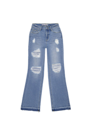 Raizzed Meadow Wide Leg Vintage Blue