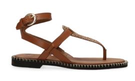 Maruti Aziza sandaal cognac