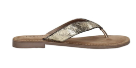 Lazamani slipper Gold