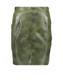 Noisy May Missy Skirt Green