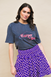 Harper & Yve Fay Skirt Blue