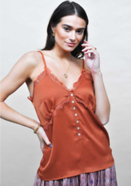 Harper & Yve Yenthe top Orange