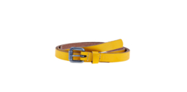 Elvy Plain Belt Yellow