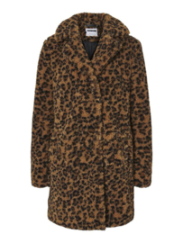 Noisy May Gabi Jacket Leopard