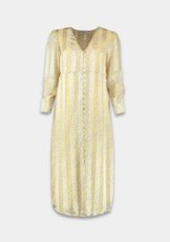 Harper & Yve Dress Dani Light Yellow