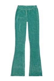 Raizzed Flared Pants Sahana Misty Green