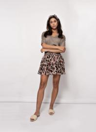 Milla Amsterdam Reba Skirt animal print