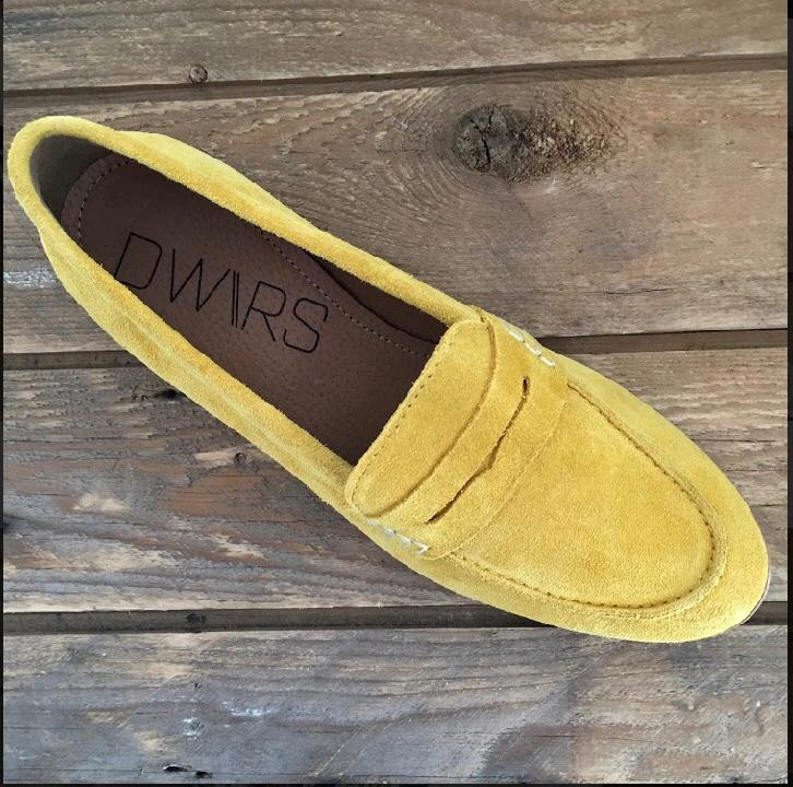 DWRS Loafer Geel | DWRS | Addictive Shoes & Clothes