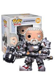 Funko Pop! Games: Overwatch - Reinhardt LE