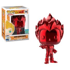 Funko Pop! Dragon Ball Z Pop! Animation - Vegeta red chrome edition