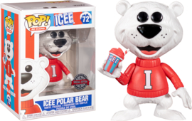 Funko Pop! Icons - Icee Polar Bear