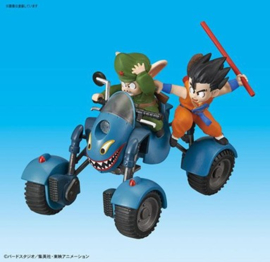 Dragon Ball: Mecha Collection - Vol.6 Oolongs Road Buggy Model Kit