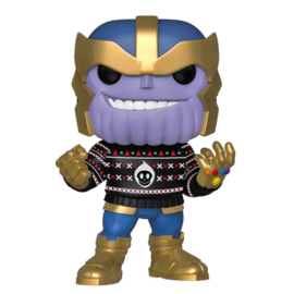 Funko Pop! Marvel Holiday Thanos