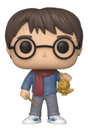 Harry Potter POP! Vinyl Figure Holiday Harry Potter 9 cm