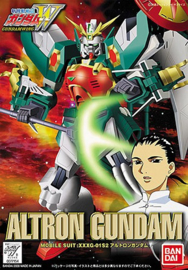 Gundam: XXXG-01S2 Altron Gundam NGGW 1/144