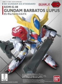 Gundam: SD EX-Standard 014 - Gundam Barbatos Lupus Model Kit